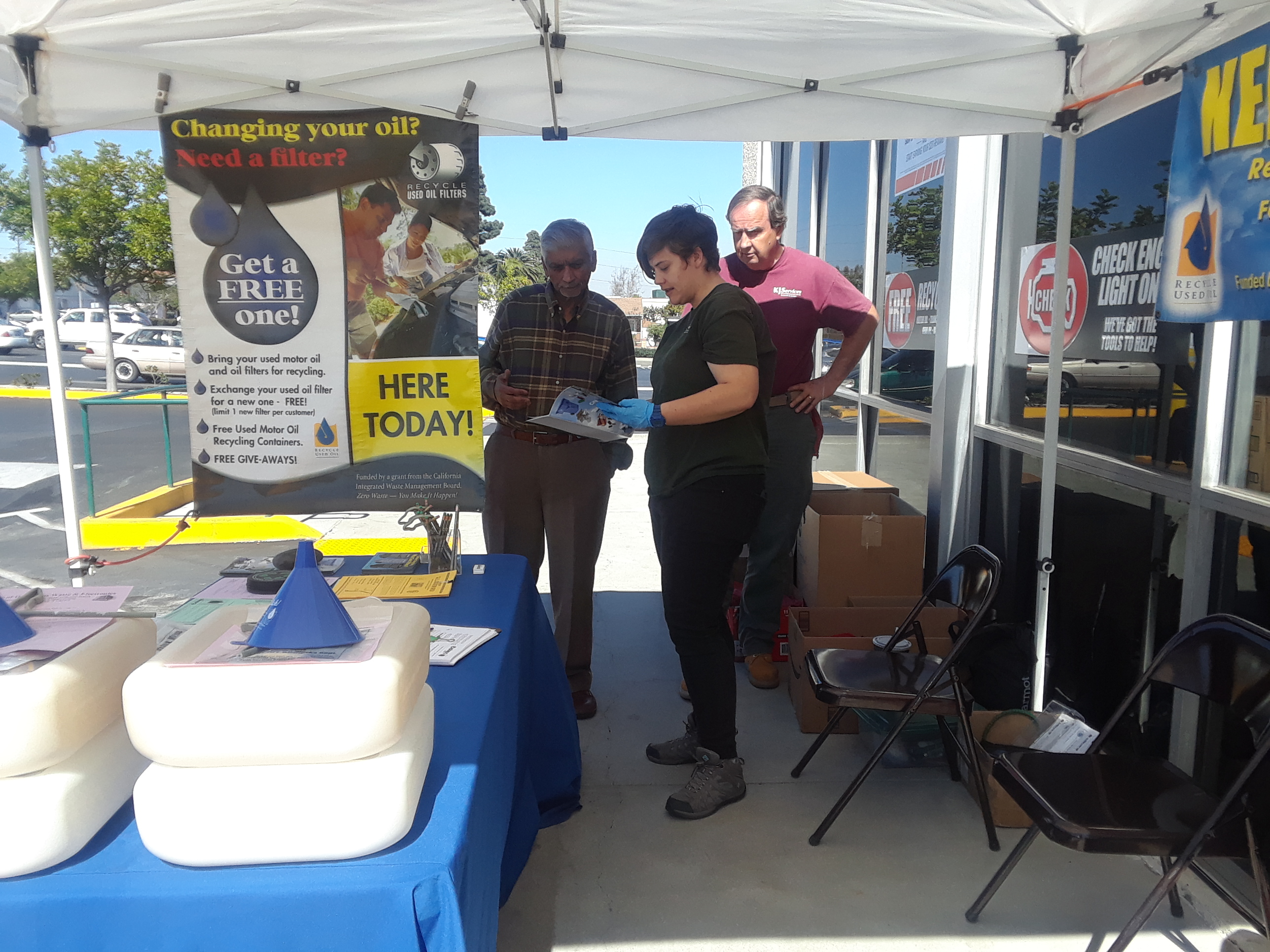 Autozone archives recycle torrance giving away filter exchange supplies at the february 17 2018 filter exchange at autozone solutioingenieria Images