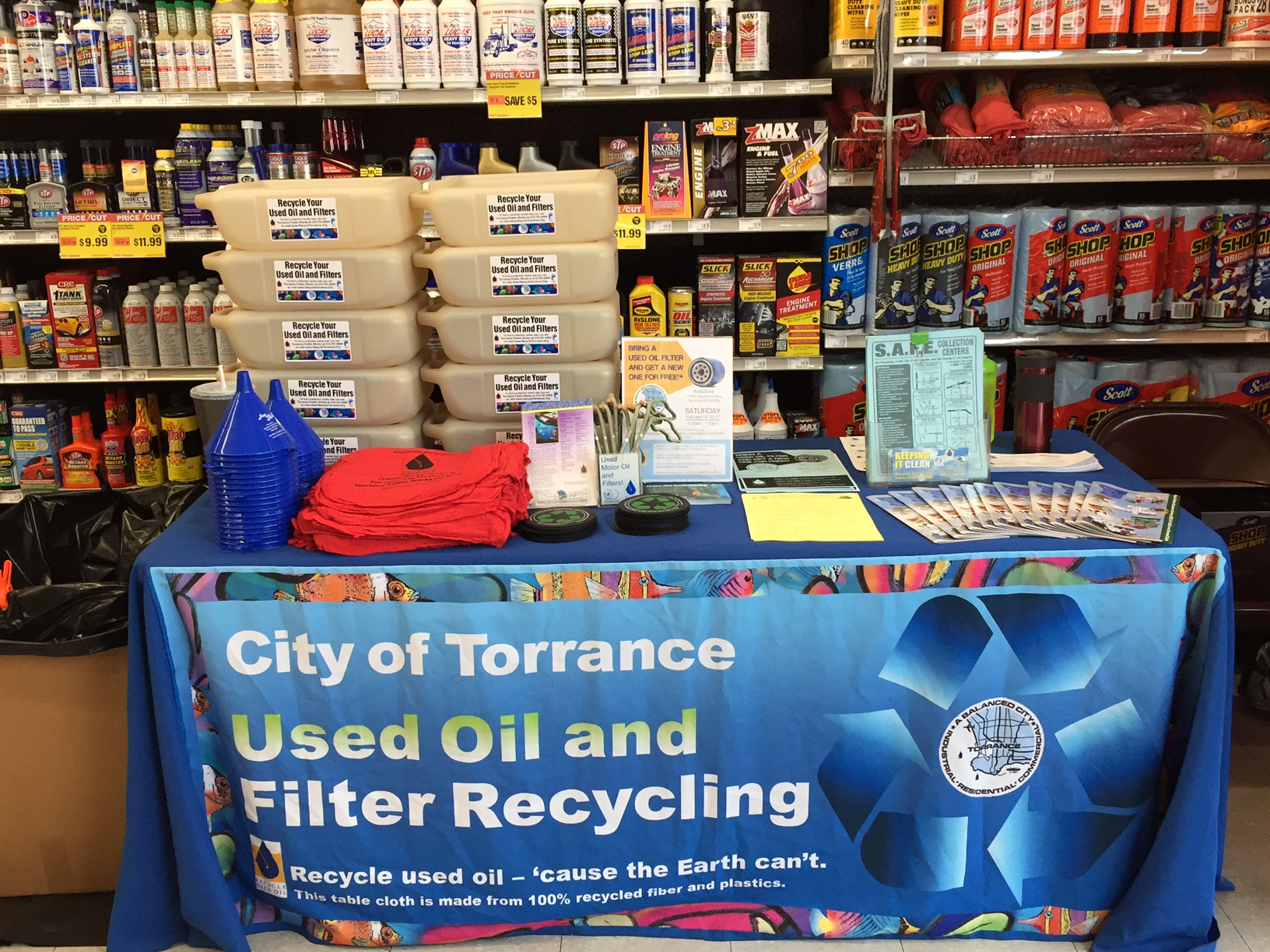 Blog - Recycle Torrance